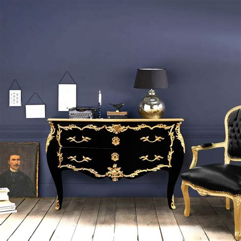Grande Commode Baroque by Grande Commode Baroque De Style Louis Xv Avec