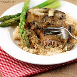 fork tender cube steak and gravy recipe the weary chef