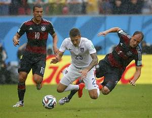 U, S, Advances, Out, Of, World, Cup, U2019s, Group, Of, Death, After, 1