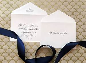 nico and lala wedding invitation etiquette inner and With wedding invitations with double envelopes