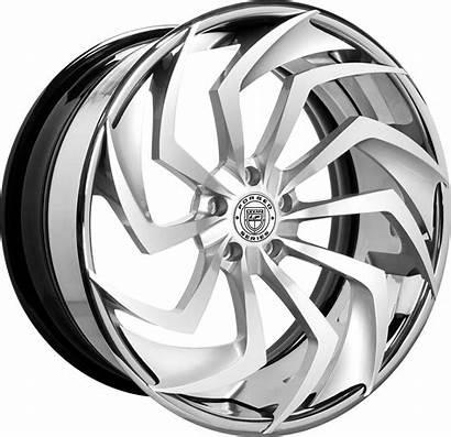 Lexani Lz Wheels Shadow Chrome Wheel
