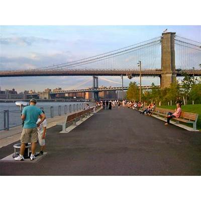 Brooklyn Bridge Park: Linking Harbor Infrastructure and