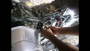 Alternator On A Honda 1500 Goldwing