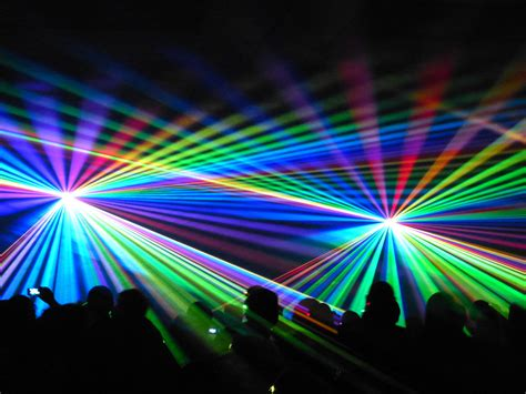 Light Show by Free Images Sunlight Line Color Colorful
