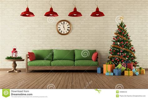 30475 retro style furniture present living room stock illustration image of bubbles
