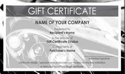 driving lesson gift certificate template free choice image