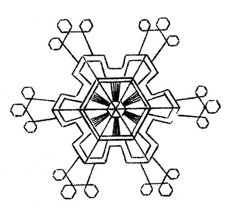 free snowflake free snowflakes clip the graphics