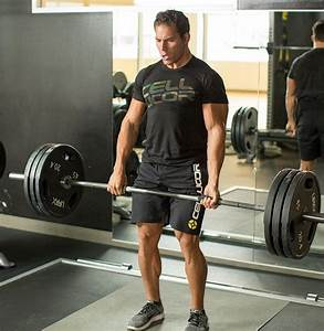 Craig Capurso U0026 39 S Ultimate Back Workout Bodybuilding Program