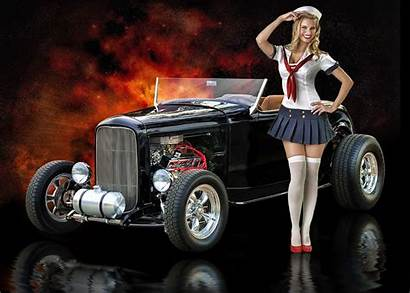 Rod Rat Rods Lost Studios Cars Rockabilly