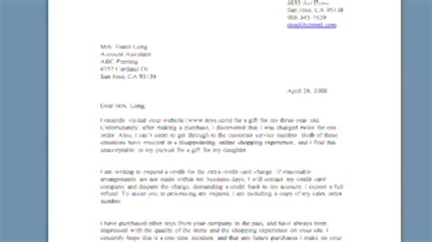 how to write business letter how to write a business letter monkeysee
