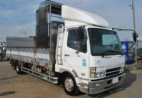 mitsubishi truck 2004 used mitsubishi fuso truck trucks 2004 model in white