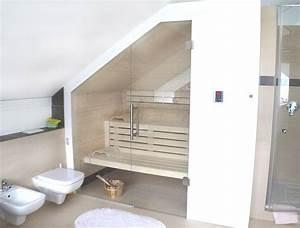 Sauna Unter Dachschräge : sauna f r dachschr ge raum und m beldesign inspiration ~ Sanjose-hotels-ca.com Haus und Dekorationen