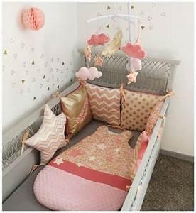 Tour De Lit Rose Pale : best 25 tour de lit ideas on pinterest bebe cloud pillow and cot bumper ~ Teatrodelosmanantiales.com Idées de Décoration
