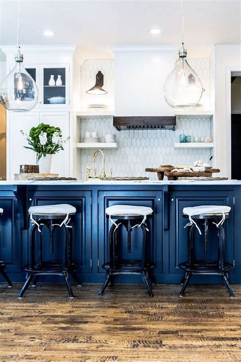 blue kitchen design ideas amazing blue kitchen ideas home decor ideas 4825