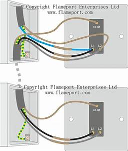 Two Way Switched Lighting Circuits  1