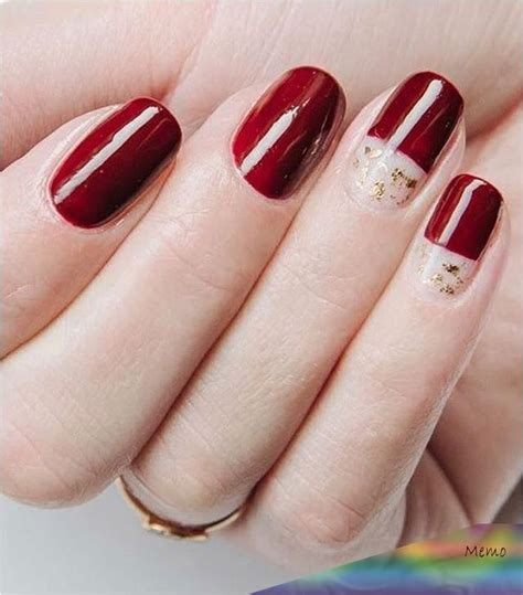 christmas nails    favourite