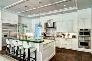 raised kitchen island 37 gorgeous kitchen islands with breakfast bars pictures designing idea