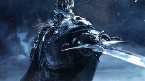 World Of Warcraft Animated Wallpaper - world of warcraft lich king animated wallpaper