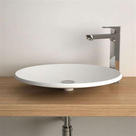 robinet vasque a poser pack vasque 224 poser ronde aeka 50 cm mitigeur haut century