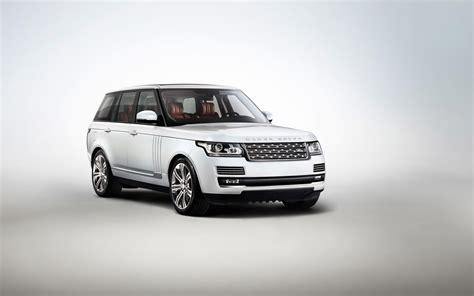 2018 Land Rover Range Rover Autobiography Wallpaper Hd