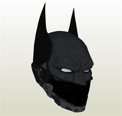batman arkham knight  helmet foam pepakuraeu