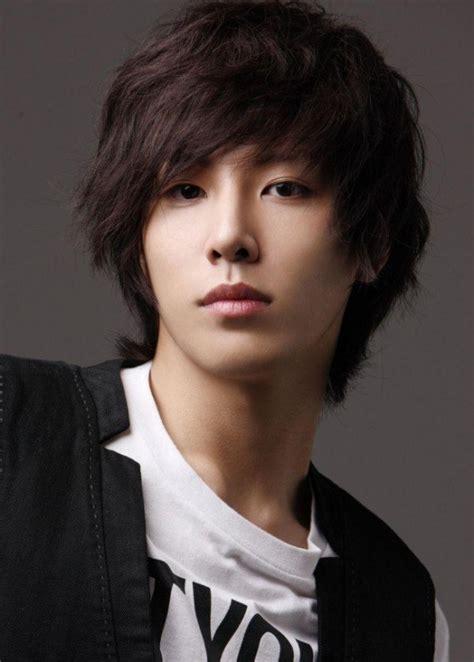 cortes de cabello japoneses  coreanos  hombres invierno