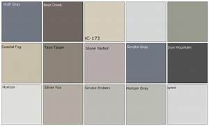 Best images of charcoal grey paint color chart valspar for Different colors of grey