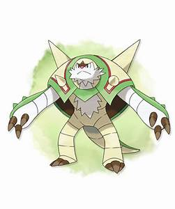pokemon chesnaught images