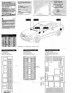 2008 Mercedes E350 Fuse Diagram