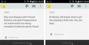 Facebook De Login Deutsch : schreiben per google spracheingabe deutsch und englisch im vergleich androidpit ~ Orissabook.com Haus und Dekorationen