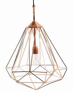 Lampe Cuivre Maison Du Monde : le retour du cuivre dans la d co elle d coration ~ Teatrodelosmanantiales.com Idées de Décoration