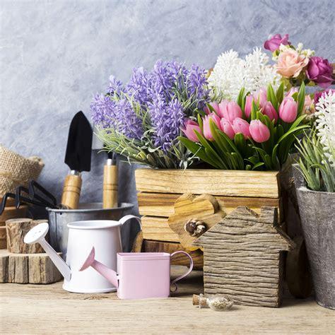 piante e fiori finti decorare casa con le piante e i fiori finti peraga