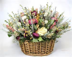 straw flowers dried floral arrangement 39 s day dried flowers