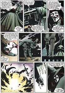 V de Vendetta: El cómic que simboliza la revolución | Cómics