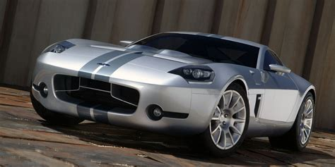 Ford Shelby Gr1 by The Shelby Gr 1 Was The Next Ford Gt That Never Was
