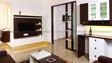 d home interiors interiors of a fully furnished flat by d 39 at kottayam