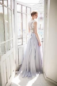 Grey wedding dress wwwetsycom shop carouselfashion for Gray dresses for wedding