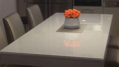 table bureau verre protection de verre pour votre table sur mesure commandes