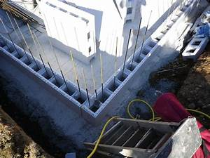 construction d39une piscine traditionnelle en blocs a With fabrication d une piscine
