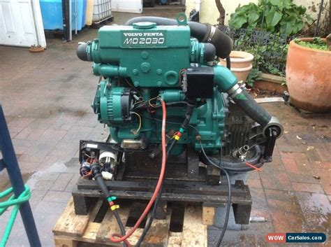 Volvo Md2020 For Sale by Volvo Penta Md2030 Saildrive Diesel Marine Engine For Sale