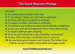 Good Manners and Right Conduct | DepEd K to 12