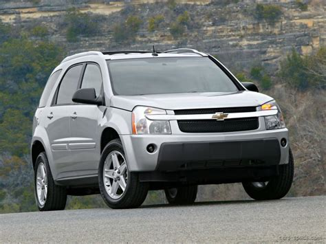 2005 Chevrolet Equinox by 2005 Chevrolet Equinox Suv Specifications Pictures Prices
