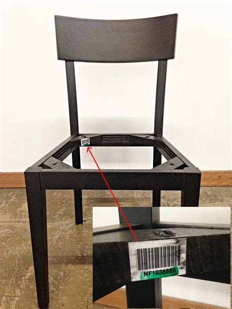 room board recalls chairs due to laceration hazard sold