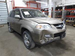 Parting out 2006 Acura MDX – Stock # 170086 – Tom's
