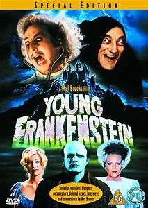 Young Frankenstein Dvd