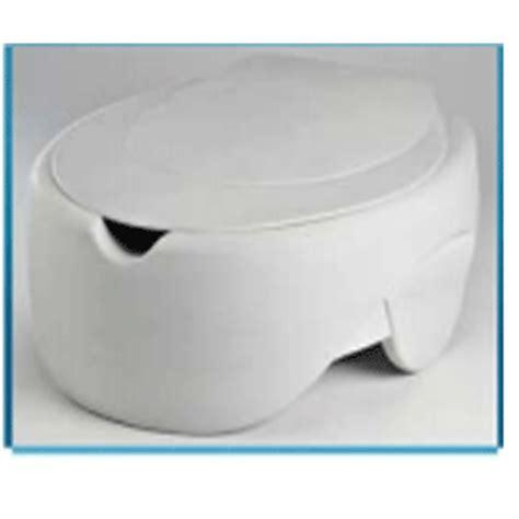 siège toilette surélevé siège de toilette surélevé rehosoft locamedic