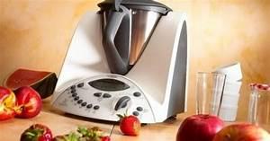 Robot équivalent Au Thermomix : 10 bonnes raisons d 39 acheter un thermomix cuisine az ~ Premium-room.com Idées de Décoration