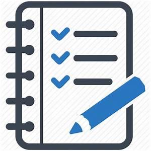 Checklist, tasks, to do list icon | Icon search engine