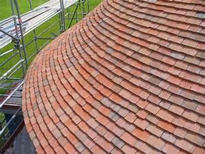Tuile Plate Terre Cuite : tuilerie de bridor tuiles plates en terre cuite pour ~ Melissatoandfro.com Idées de Décoration