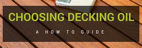 choosing   timber decking oil independent review
